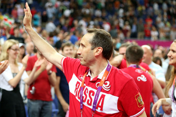 David Blatt led the Russian team to a surprising Bronze. Will he get a shot in the NBA?