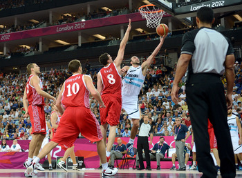Though he gave Argentina a late lead, Manu's team ultimately lost on a controversial call.