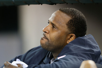 CC Sabathia will have to watch his Yankees teammates from the dugout for the next few weeks