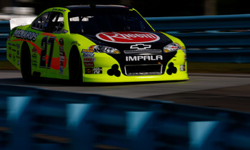 Paul Menard finished 12th at Watkins Glen