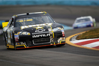 Ryan Newman finished 11th at Watkins Glen
