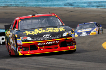Clint Bowyer finished fourth at Watkins Glen
