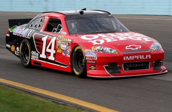 Tony Stewart finished 19th at Watkins Glen