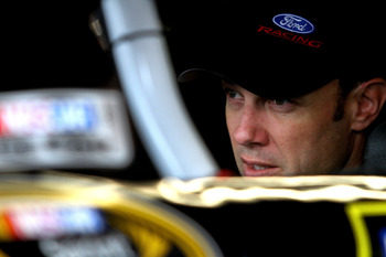 Matt Kenseth finished eighth at Watkins Glen