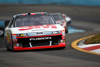 Greg Biffle finished sixth at Watkins Glen