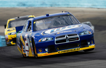 Brad Keselowski finished second at Watkins Glen