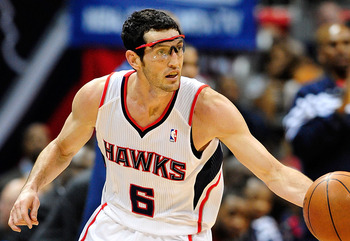 Newly reacquired point guard Kirk Hinrich
