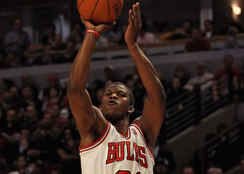 Backup small forward Jimmy Butler