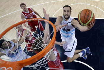 The lifetime achievement award for Manu in his final Olympics.