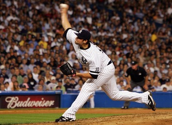 Joba Chamberlain's fastball was a blur when he first came up in 2007.