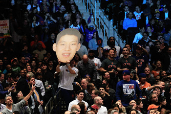 Jeremy Lin fans