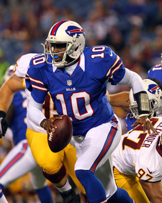 Vince Young is the most athletic QB on the Bills roster