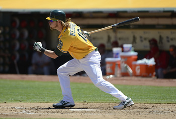 Josh Reddick highlights a team of young stars.