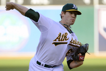 Dan Straily aims to be the A's next big ace.