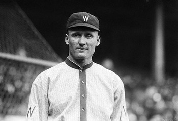 Walter Johnson's was responsible for 110 career shutouts in his Major League career.