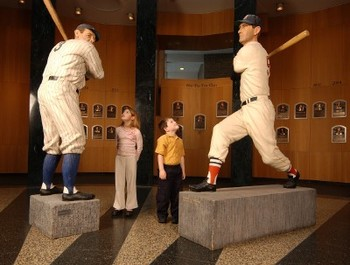 Major League Baseball Hall of Fame in Cooperstown, OH.  Photo courtesy of MLB.