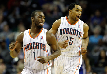 Henderson and Walker should each start and play as many minutes as anyone on the Bobcats.