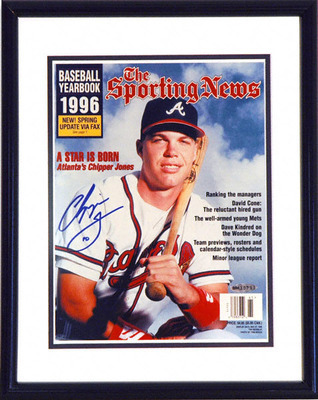 Chipper-jones-atlanta-braves-limited-edition-framed-autographed-sporting-news-magazine-3391286_display_image_display_image