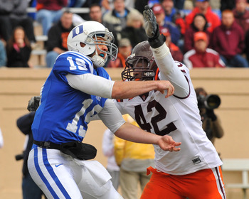 Virginia Tech plays several weak opponents this year, including Duke.