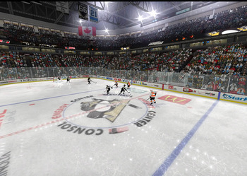 Modded Version of NHL 2004
