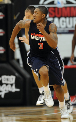 Bradley Beal immediately upgrades the offense for 2013.