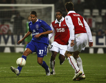 Rodwell's Everton Debut - 2007