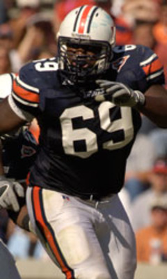 Ben Grubbs (courtesy of AuburnTigers.com)