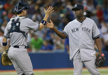 Soriano's untucked shirt is a welcome site to Yankees fans