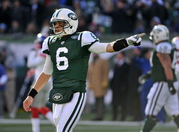 Mark Sanchez looks to fight and maintain that starting QB job.