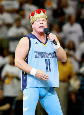 As long as Jerry Lawler believes, the Grizzlies are destined for greatness!