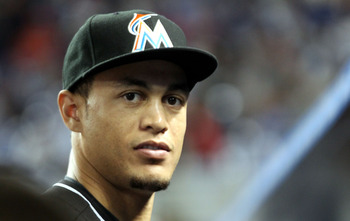 Giancarlo Stanton is one of a handful of young stars on each NL East team.