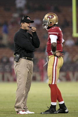 Jim Harbaugh has made an impressive impact on the 49ers