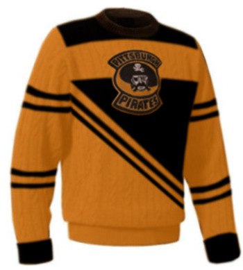 Photo from http://pittsburghhockey.net/old-site/PiratesPages/PiratesJersey.html