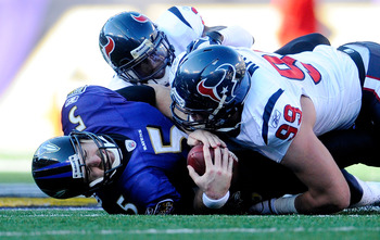 Watt and the Texans will bring the pressure in 2012
