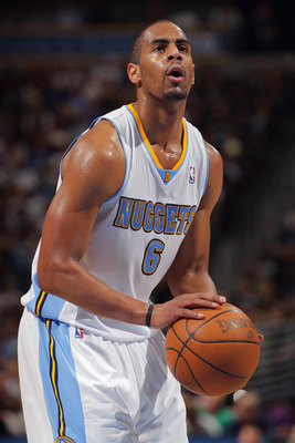 Afflalo averaged over 15 points per game last year as a member of the surprise Nuggets team.