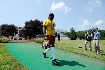 Expectations are high for RGIII and the Redskins