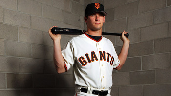 San Francisco Giants top catching prospect Andrew Susac.