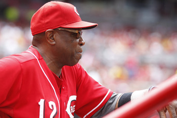 Dusty Baker has the Reds playing at an extremely high level.