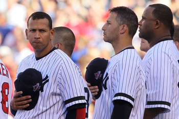The health of A-Rod, Pettitte and Sabathia will be key for the Yankees going forward.