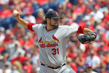 Lance Lynn and his two-seam fastball have taken lumps lately.