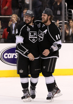 Drew Doughty and Anze Kopitar took their games to new levels under Darryl Sutter.