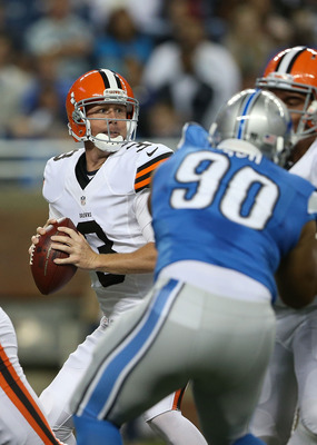 Even with a weak showing, I trust Brandon Weeden.
