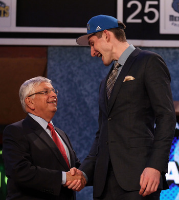 Zeller is ready to make an impact.