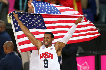 Andre Iguodala is taking his gold medal to the Mile High City.