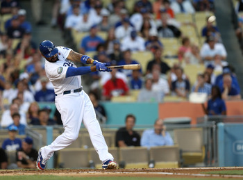 Matt Kemp should have won the MVP in 2011 and is having another big year