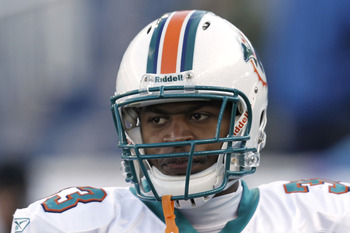 Daniel Thomas, Miami Dolphins