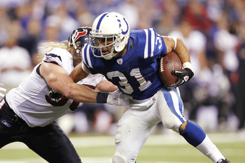 Donald Brown, Indianapolis Colts
