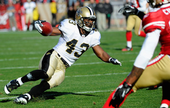 Darren Sproles, New Orleans Saints