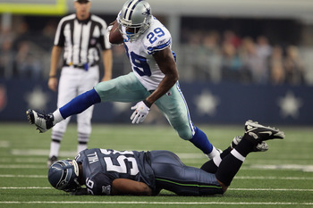 DeMarco Murray, Dallas Cowboys
