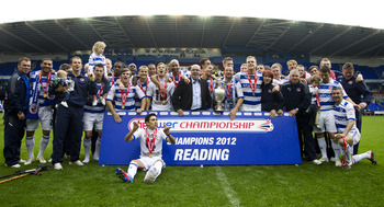 Reading celebrated promotion to the EPL last season but face a challenge to stay there.
